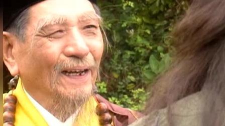令狐冲初露独孤九剑击退少林高僧, 只因保护婆婆