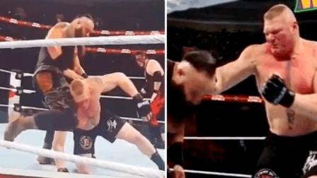 近年来WWE的意外集锦,最后一个让人气愤!