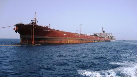世界第一大船, 比航母大了十多倍, 单船锚就重达36吨