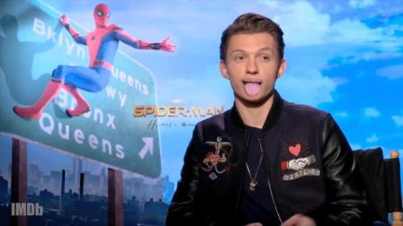 蜘蛛侠扮演者荷兰弟中文献唱《倍儿爽》, 一开口感觉真的倍儿爽#这! 就是搞笑#