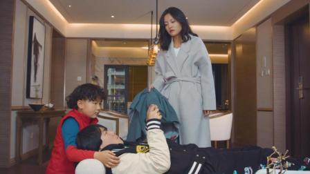 陈翔六点半: 丈夫在家打游戏不管任何事, 说是为了教好孩子?