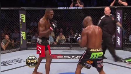 ufc149 UFC经典对决: 骨头 乔恩琼斯 VS. 狼人 坤顿杰克逊