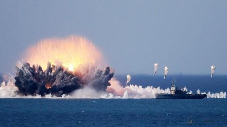 威力仅次于原子弹, 一枚可以摧毁一艘航母, 堪称常规武器之王