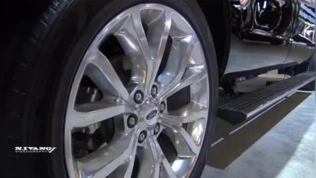 SUV中的巨无霸——福特最顶级SUV征服者MAX, 车长竟有5~6米-国语流畅