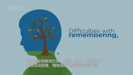 阿尔兹海默病与老年痴呆的区别
