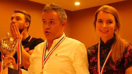 YESO2017巴黎北京老爷车拉力赛颁奖晚宴