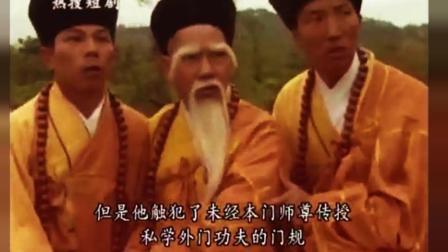 郭襄和张三丰联手战少林, 全身而退