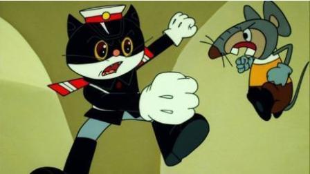 黑猫警长 第二部 黑猫警长射老鼠 黑猫警长救援队 黑猫警长动画片中文版
