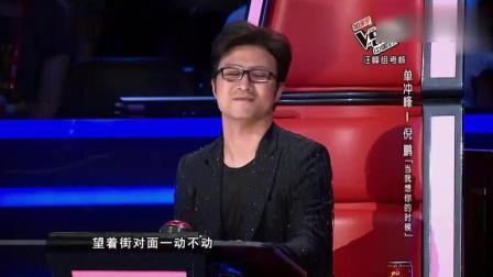 汪峰听到学员演唱后, 向那英这样表示, 那英都忍不住赞赏!