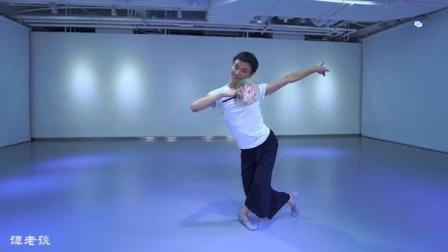 孙科老师舞蹈《金陵十二钗》, 第一次看见男子跳出这舞蹈之魂