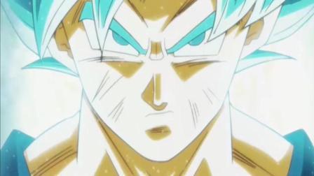 龙珠超: 悟空终于开始认真了, 一拳就能重伤吉连