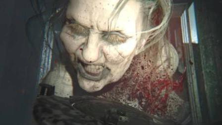 《生化危机7》一命通关解说 第六期:师奶杀手