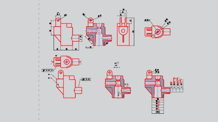 UG工程图—第三期