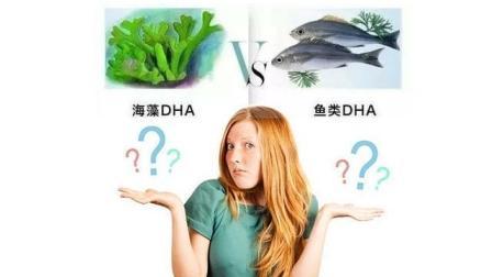深海鱼油DHA和海藻DHA有什么不同, 区别在于你的宝宝喜欢哪一种