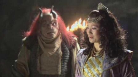 朱紫国金圣宫娘娘为什么没有屈从妖怪?