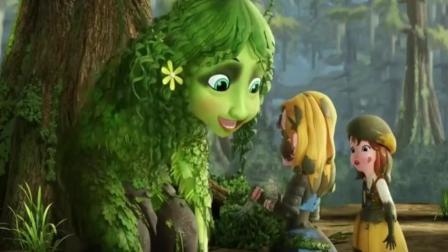 小公主苏菲亚: 两个公主假扮大怪兽, 她们和真怪兽一起救金凤花!