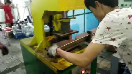 不锈钢全自动80*80规格厚方管折90度