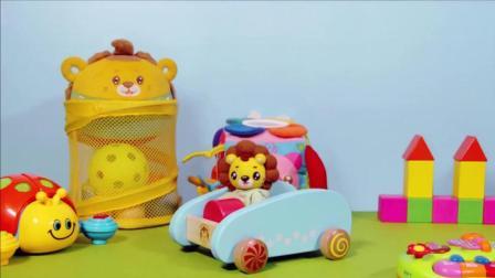 快乐可可狮玩具 可可狮欢乐玩水组