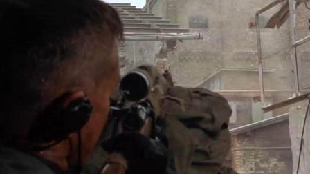 狙击手开始猎狙击手 屌爆了
