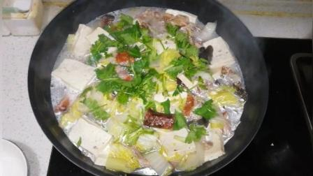 烤鸭三部曲之鸭架汤, 一下子就把胡辣汤番茄鸡蛋汤比下去了。比别的汤好喝一百倍