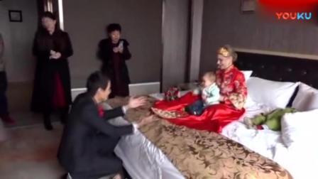 娶了外国媳妇的中国农村小伙, 还是奉子结婚!
