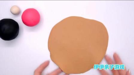 亲子早教儿童手工制作 今天制作的是一个非常漂亮的冰激凌