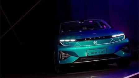 拜腾中国首秀 满足你所有想象的电动汽车