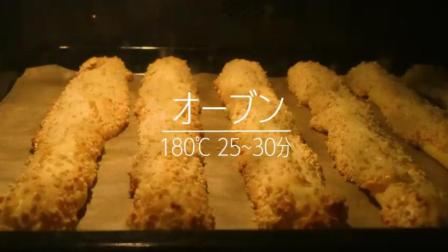 想吃泡芙自己动手 如何制作杏仁棒奶油泡芙