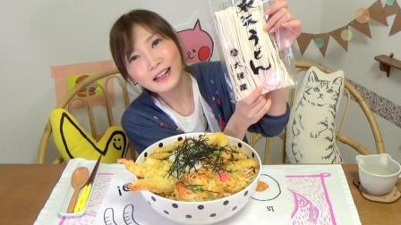 【木下ゆうか】 Gunma Prefecture's Special Mizusawa Noodle