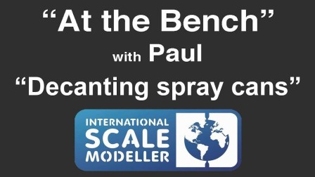 "ISM ""At the Bench""with Paul,导出喷灌内涂料"