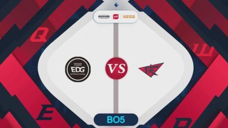 英雄联盟 2018 LPL 春季赛 EDG vs RW BO2