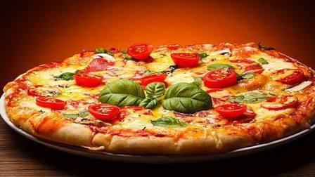 波波亲子美食 意式披萨