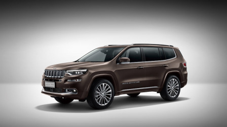大咖演播厅:Jeep大指挥官,7座SUV新搅局者-autov汽车生活网