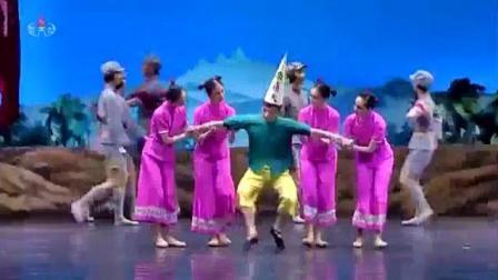 中国艺术团平壤演出《红色娘子军》完整版