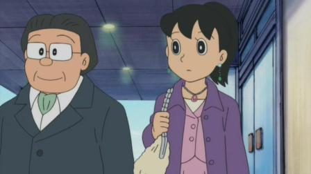 哆啦A梦 大雄的结婚前夜, 终于和静香结婚了