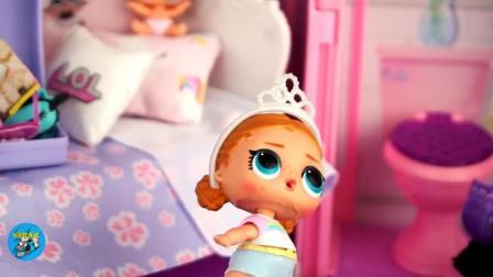 芭比娃娃跟妈妈学跳舞太棒啦, 悠悠玩具城