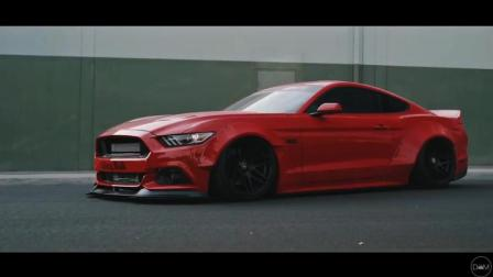 福特Mustang改装Liberty Walk宽体