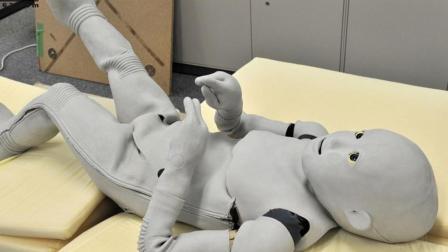 这个儿童机器人的原型来自《午夜凶铃》, 不怕吓到小朋友吗?