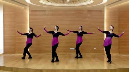 跳过这支古典舞的女人都是气质美女! 歌曲《离人愁》