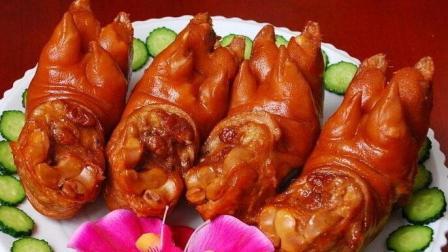 传承秘方最正宗红烧猪蹄做法, 做法简单一学就会, 一次能吃一整个
