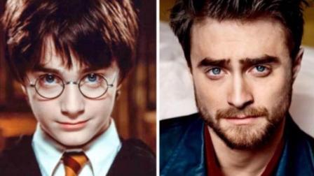 """""""哈利波特""""距今上映16周年 当年的演员们和长大后的对比惊人"""