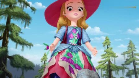小公主苏菲亚: 独角兽星星好美, 苏菲亚她们没找到星彩石!