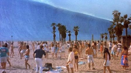 外星生物科技发达, 能随意操控海水, 人类再不听话就淹没全球! 速看经典科幻电影《深渊》
