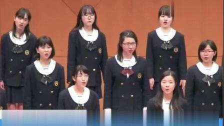 音乐无国界, 日本学生合唱《海阔天空》日文版, 致敬家驹