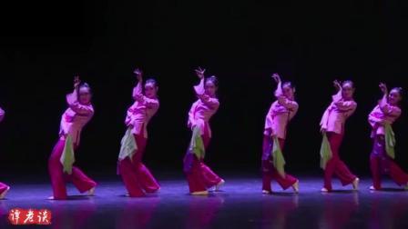 中国古典舞《情丝袅袅》, 注重舞蹈角色塑造, 每一个都是俏姑娘