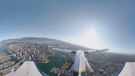 harbour Air360度视频