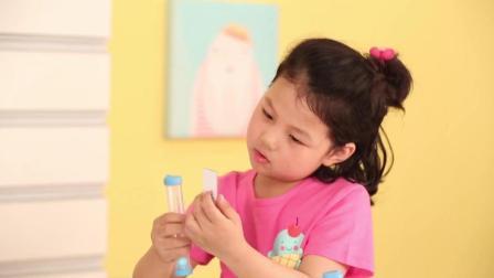 快乐可可狮玩具 第30集 缤纷采珠乐
