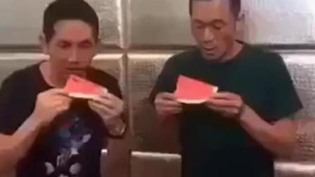 吃西瓜大赛的种子选手