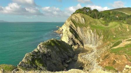 英国多塞特海岸, 一副美轮美奂的画卷