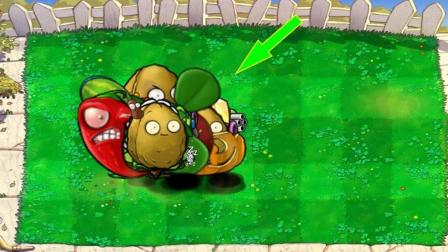当把植物们放在一起, 就算伽刚特尔想要靠近也很难